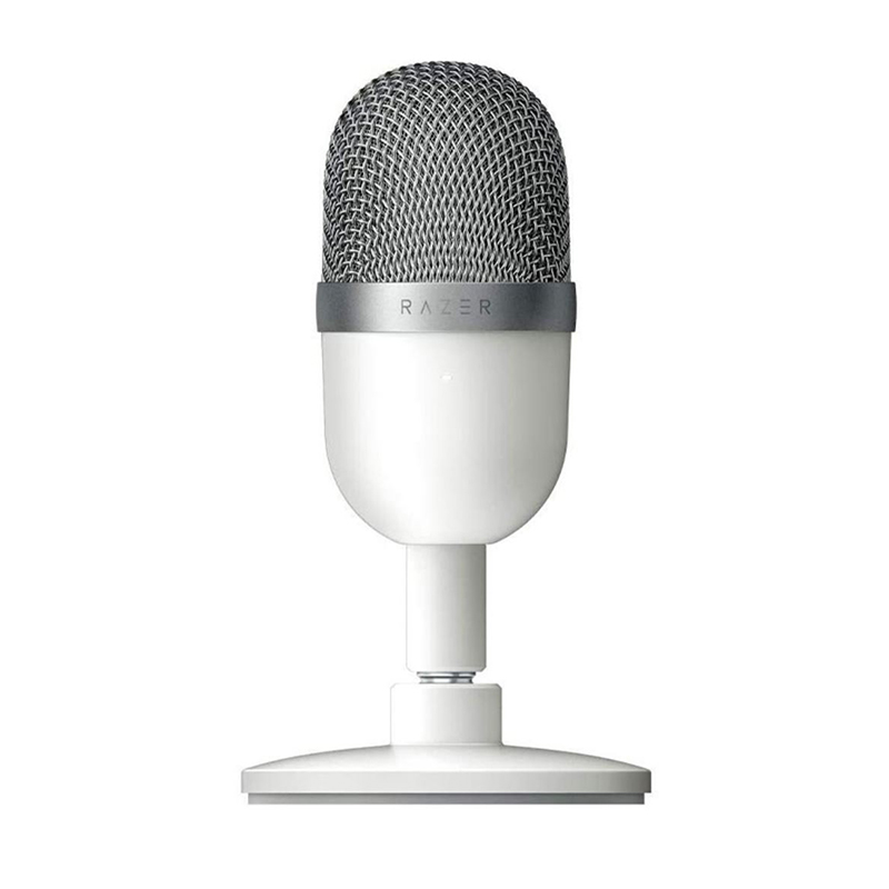 Razer Seiren Mini Ultra-Compact Condenser Microphone - Mercury