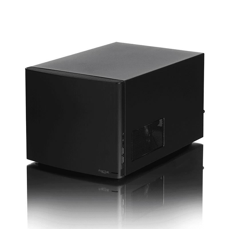 Fractal Design Node 304 Mini ITX Case - Black