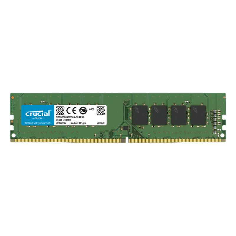 Crucial 16GB (1x16GB) CT16G4DFS8266 2666MHz DDR4 RAM