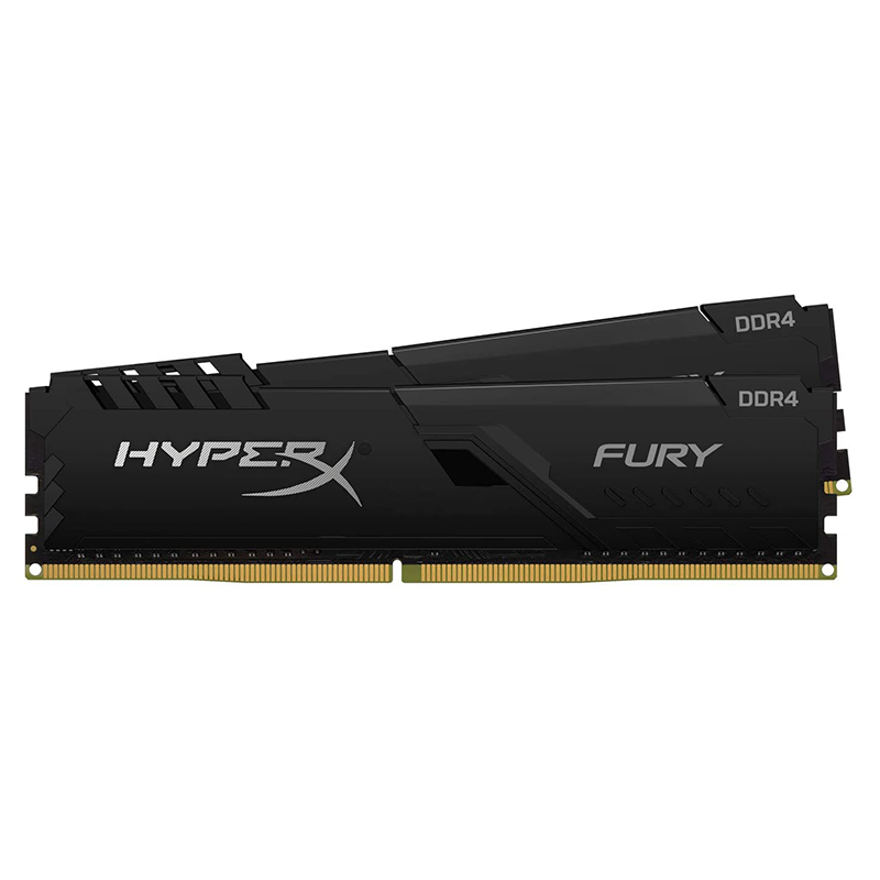 Kingston 32GB (2x16GB) HX432C16FB4K2/32 HyperX Fury 3200MHz DDR4 RAM
