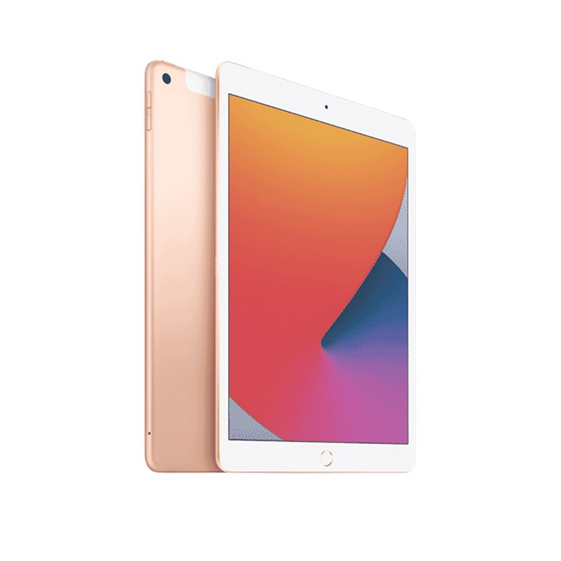 Apple 10.2 inch iPad - WiFi + Cellular 128GB - Gold (MYMN2X/A)