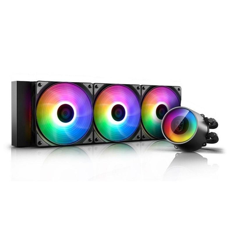 Deepcool Castle 360 RGB V2 AIO Liquid CPU Cooler