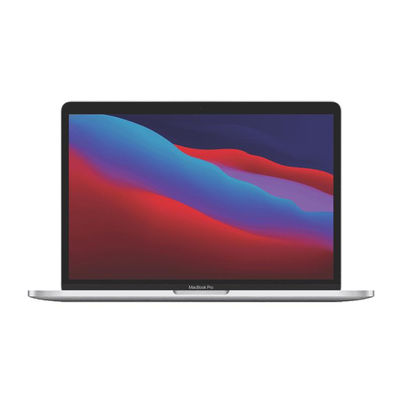 Apple 13in MacBook Pro - Apple M1 Chip 256GB - Silver (MYDA2X/A)