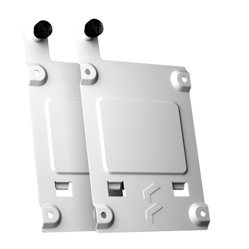 Fractal Design Type B SSD Bracket Kit White - 2 Pack