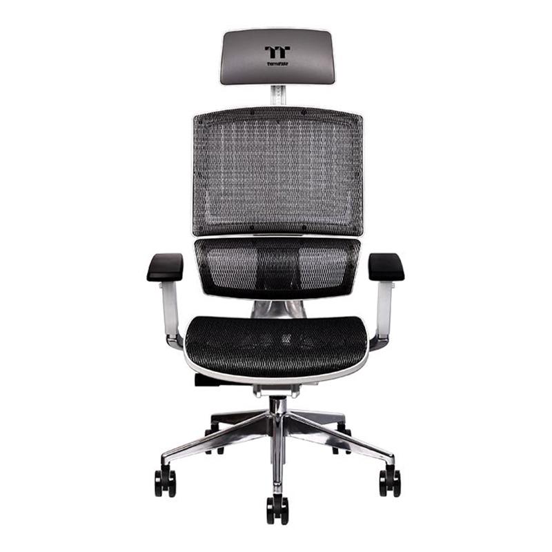 Thermaltake CyberChair E500 Ergonomic Gaming Chair - White