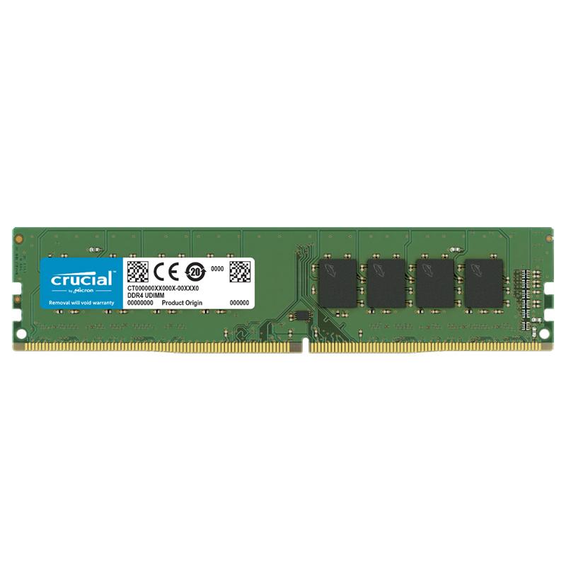 Crucial 8GB (1x8GB) CT8G4DFS6266 2666MHz DDR4 RAM