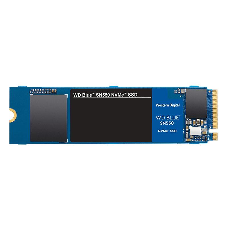 WD Blue 1TB SN550 M.2 NVMe PCIe SSD