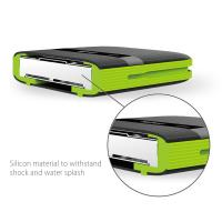 Silicon Power 4TB A60 Shockproof & IPX4 Water-resistant Portable External HDD USB3.0 For PC,MAC,XBOX,PS4