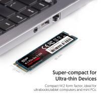 Silicon Power 256GB P34A80 Gen3x4 TLC R/W up to 3,100/1,100 MB/s PCIe M.2 NVMe SSD