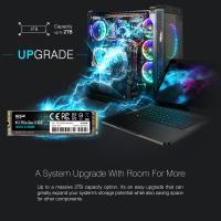 Silicon Power 512GB P34A60 Gen3x4 TLC R/W up to 2,200/1,600 MB/s PCIe M.2 NVMe SSD