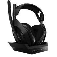 Astro A50 Gen4 Wireless Gaming Headset with Base Station