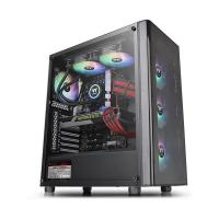 Thermaltake V200 TG ARGB Mid Tower ATX Case with 500W PSU
