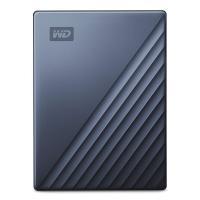 Western Digital 4TB My Passport Ultra USB 3.0 External HDD - Blue