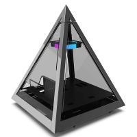 AZZA Pyramid 804V RGB Tempered Glass ATX Case