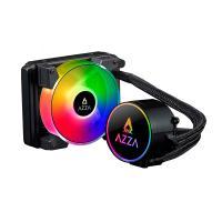 AZZA Blizzard 120mm RGB AIO Liquid CPU Cooler
