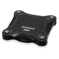 ADATA 960GB S600Q External Rugged USB3.1 SSD - Black