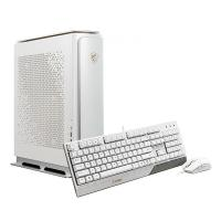 MSI Prestige i7-10700F GTX1660 Super 1TB SSD Gaming Desktop PC - White (P100A 10SI-243AU)