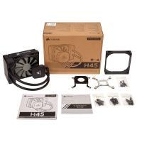 Corsair Hydro Series H45 120mm AIO Liquid CPU Cooler