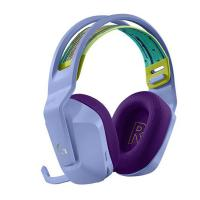 Logitech G733 LightSpeed Wireless RGB Gaming Headset - Lilac
