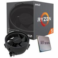 AMD Ryzen 5 3400G 4 Core AM4 3.7GHz CPU Processor with Wraith Stealth Cooler