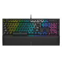 Corsair K60 RGB Pro SE Mechanical Gaming Keyboard - Cherry Viola - Black