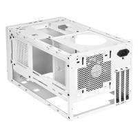 SilverStone SUGO 14 Cube Mini ITX Case - White