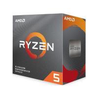 AMD Ryzen 5 3500X 6 Core AM4 3.6GHz CPU Processor with Wraith Stealth Cooler Fan