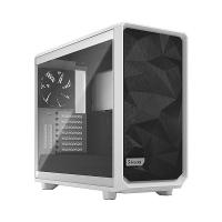 Fractal Design Meshify 2 TG Mid Tower ATX Case - White