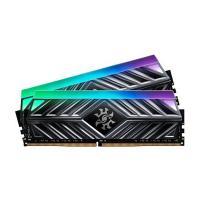 ADATA 16GB (2x8GB) AX4U360038G18A-DT41 XPG SPECTRIX D41 RGB 3600MHz DDR4 RAM - Titanium Gray