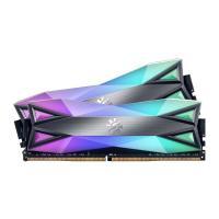 ADATA 32GB (2x16GB) AX4U3600316G18A-DT60 XPG Spectrix D60G RGB 3600MHz DDR4 RAM - Tungsten Grey