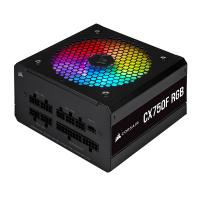 Corsair 750W CX750F RGB 80+ Bronze Power Supply (CP-9020218-AU)