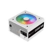 Corsair 550W CX550F RGB White 80+ Bronze Power Supply (CP-9020225-AU)