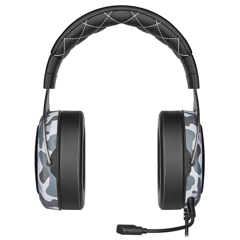 Corsair HS60 Haptic Stereo Gaming Headset - Camo