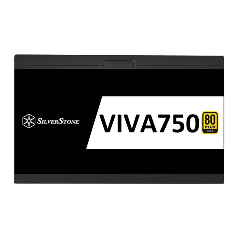 SilverStone 750W VIVA 80+ Gold Power Supply (VA750-G)
