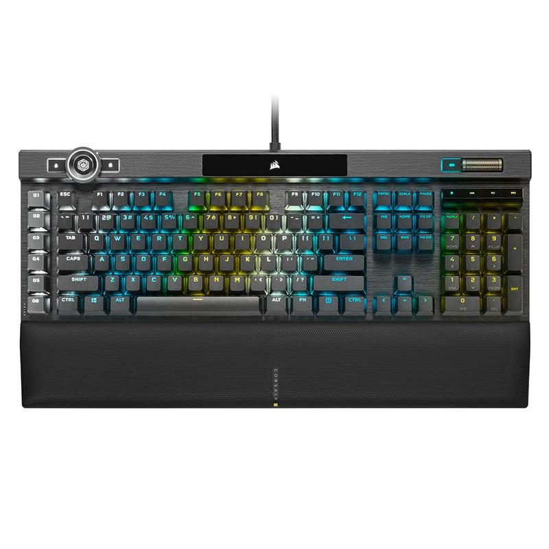 Corsair K100 RGB Optical Mechanical Gaming Keyboard - OPX Switch