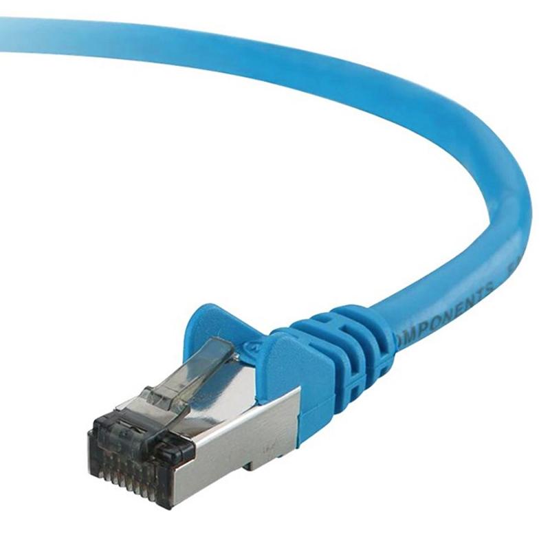 Belkin CAT6 Ethernet Cable 90cm Blue