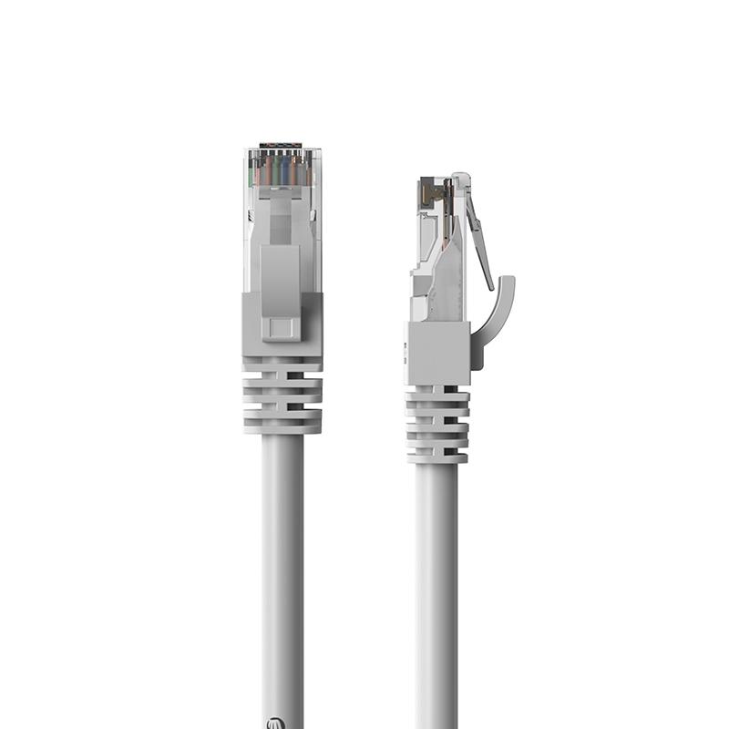 Cruxtec Cat 6 Ethernet Cable - 30cm White