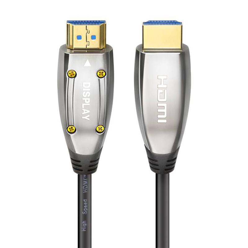 Cruxtec Optical Fiber HDMI Cable 10m