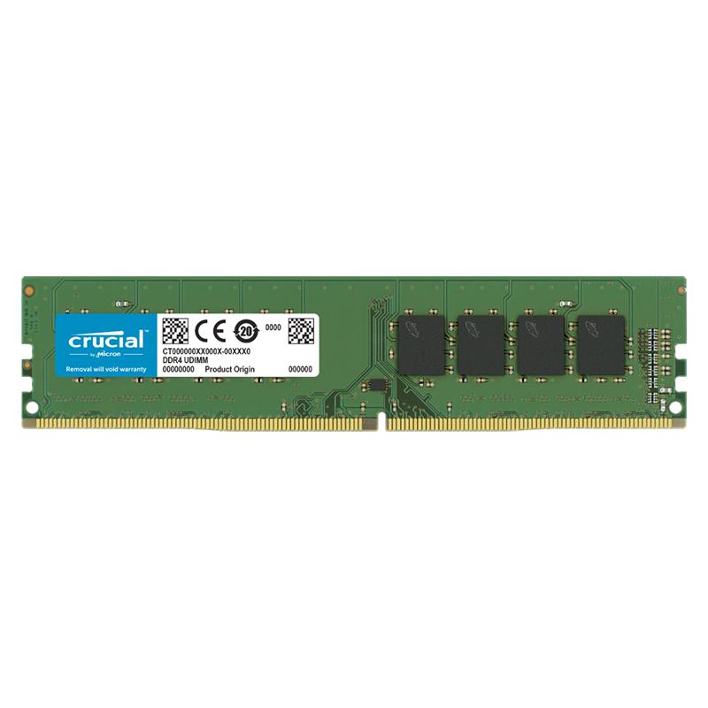 Crucial 8GB (1x8GB) CT8G4DFRA266 2666MHz DDR4 RAM