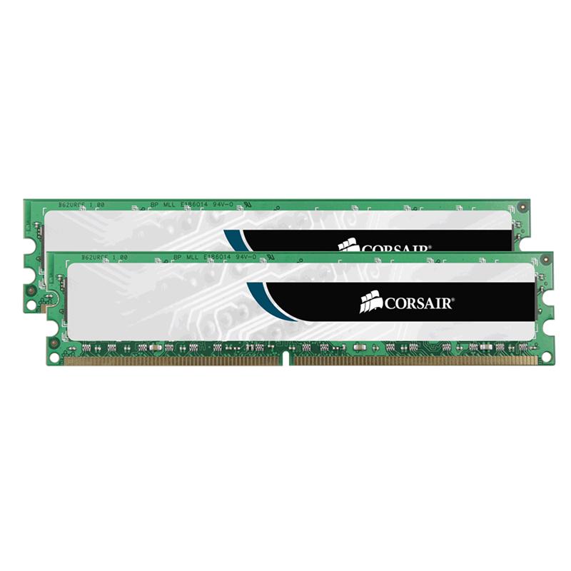 Corsair 8GB (2x4GB) CMV8GX3M2A1600C11 Value Select 1600Mhz DDR3 RAM