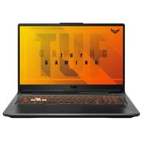 Asus TUF Gaming 17.3in FHD 144Hz R7-4800H GTX1660Ti 512GB SSD 16GB RAM W10H Gaming Laptop (FA706IU-H7243T)