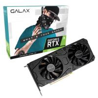 Galax GeForce RTX 3060 Ti 1 Click OC 8G Graphics Card