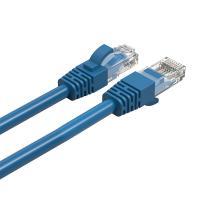 Cruxtec Cat 6 Ethernet Cable - 50cm Blue