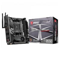 MSI MPG B550I Gaming Edge WiFi AM4 ITX Motherboard