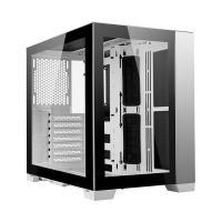 Lian Li PC-O11 Dynamic TG Mini ATX Case - White