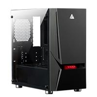 AZZA Luminous 110 RGB TG Mid Tower mATX Case