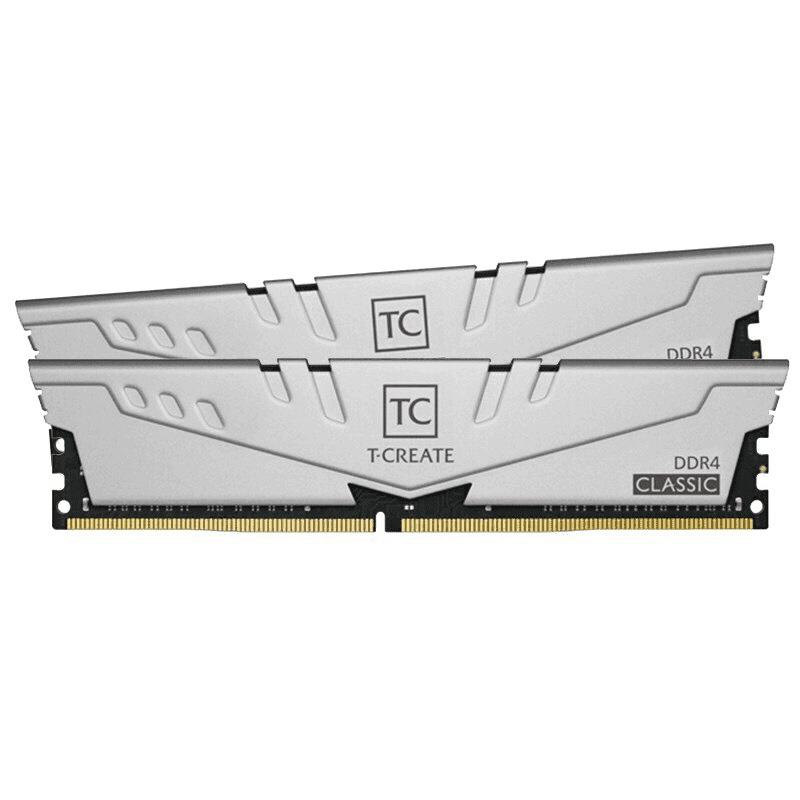 Team 32GB (2x16GB) TTCCD432G3200HC22DC01 T-Create Classic 3200MHz DDR4 RAM