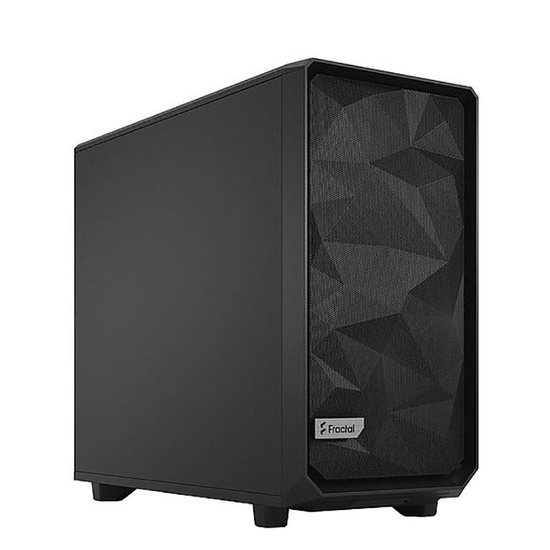 Fractal Design Meshify 2 Mid Tower ATX Case - Black