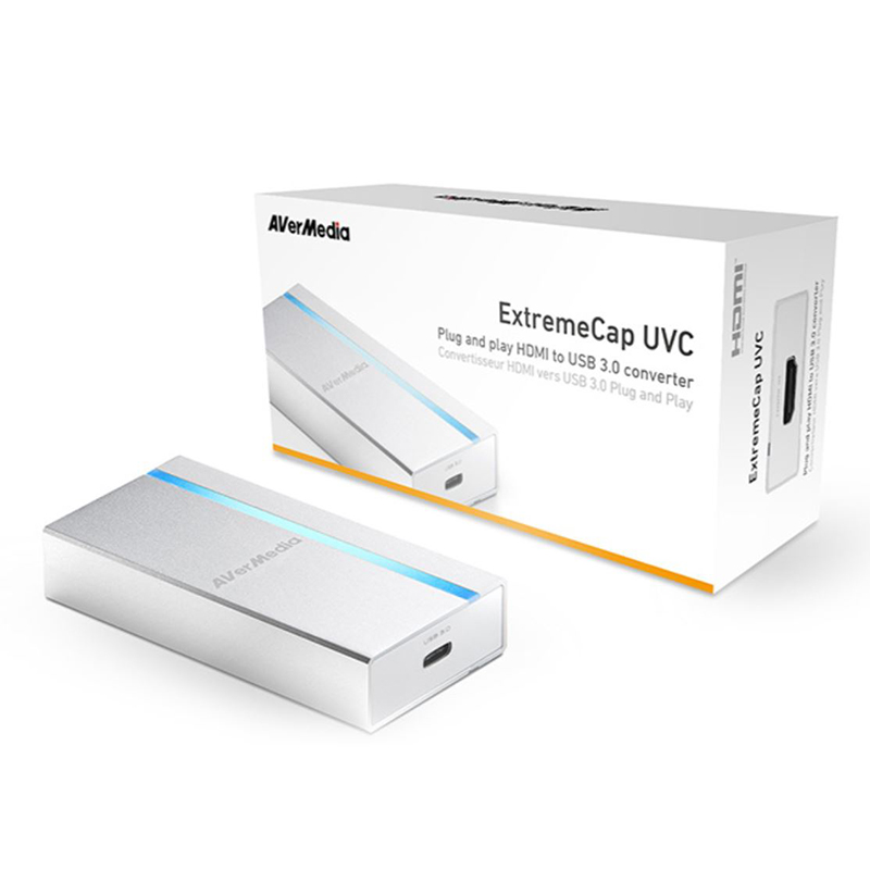 AverMedia BU110 ExtremeCap UVC Capture Device