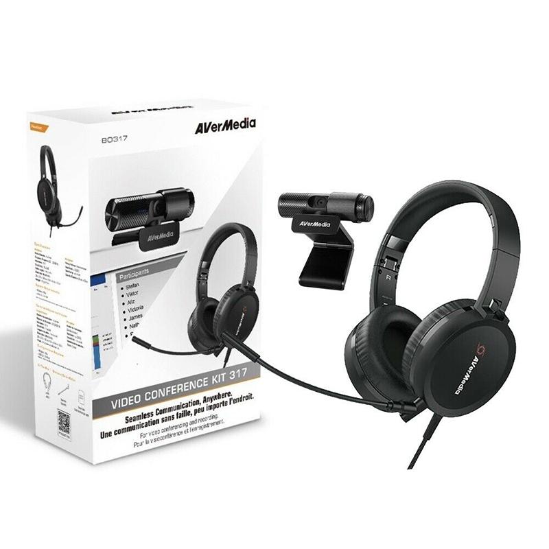 AVerMedia BO317 Video Conference Kit